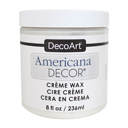 Americana decor creme wax 236ml