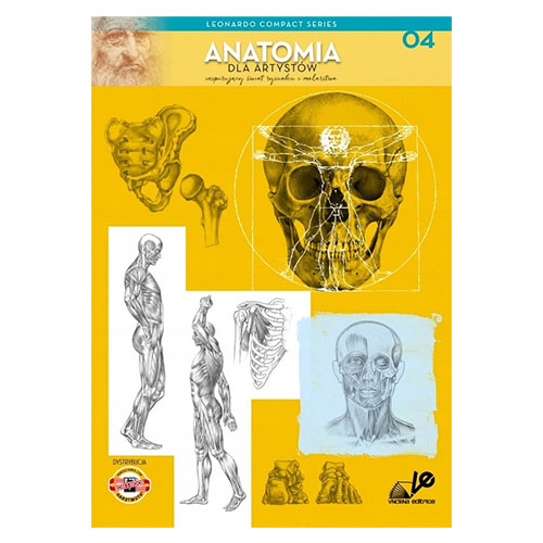 Koh-i-noor anatomy for artists L. Compact