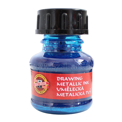 Koh-i-noor artistic ink metallic 20ml