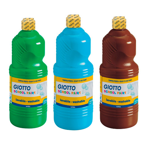 Giotto school paint farby szkolne 1000ml