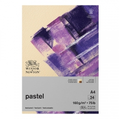 Blok Winsor&Newton pastel earth do pasteli 160g 24ark