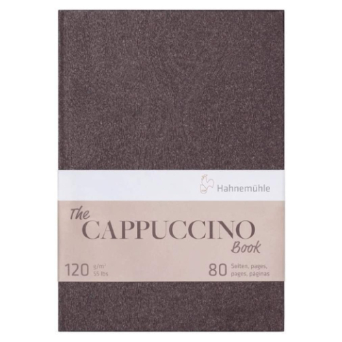 Blok Hahnemuhle the cappuccino book 120g 40 arkuszy